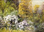 Живопись | Джон Эннекинг | Spring Flowers, 1904