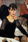 Живопись | Кристиан Шад | Sonja, 1928