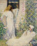 Живопись | Филипп Лесли Хейл | Sun Bath, 1914