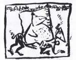 Иллюстрация | Альфред Жарри | Don Quixote