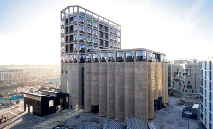 В ЮАР бывший элеватор превратили в крупнейший музей современного искусства
