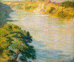 Живопись | Филипп Хейл | Niagara Falls, 1902