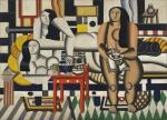 Живопись | Фернан Леже | Three Women, 1921