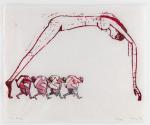 Живопись | Нэнси Сперо | The Dance, 1993