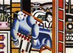 Живопись | Фернан Леже | The woman and the child, 1922