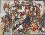 Живопись | Карел Аппел | Amorous Dance, 1955