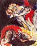 Живопись | Карел Аппел | Hiroshima Child, 1958