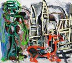 Живопись | Карел Аппел | The City, 1982