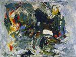 Живопись | Карел Аппел | Tragic Space, 1959