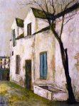 Живопись | Морис Утрилло | The Debray Farm, 1914