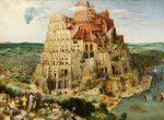 Живопись | Питер Брейгель Старший | Вавилонская башня, 1563