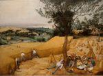 Живопись | Питер Брейгель Старший | Жатва, 1565