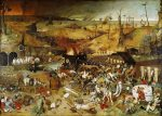 Живопись | Питер Брейгель Старший | Триумф смерти, 1562