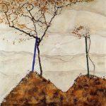 Живопись | Эгон Шиле | Autumn Sun, 1912