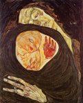 Живопись | Эгон Шиле | Dead Mother, 1910