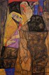 Живопись | Эгон Шиле | The Blind, 1913