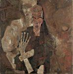 Живопись | Эгон Шиле | The Self Seers (Death and Man), 1911