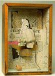 Коллаж_Джозеф Корнелл_A Parrot for Juan Gris, 1953