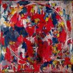 Живопись | Джаспер Джонс | Device Circle, 1959