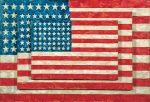 Живопись | Джаспер Джонс | Three Flags, 1958