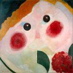 Живопись | Тео ван Дусбург | Girl with Buttercups, 1914