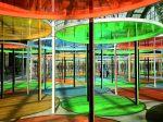 Инсталляция | Даниель Бюрен | Excentrique(s), 2012