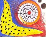 Живопись | Александр Колдер | Spiral Composition, 1970