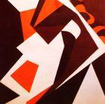 Живопись   Жан Арп   Геометрические формы, 1914
