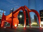 Скульптура | Александр Колдер | L'Araignée Rouge
