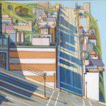 Живопись | Уэйн Тибо | San Francisco West Side Ridge, 2001