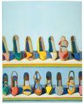 Живопись | Уэйн Тибо | Shoes Rows, 1975