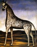 Живопись | Нико Пиросмани | Жираф