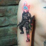 Татуировка | Бона Мун