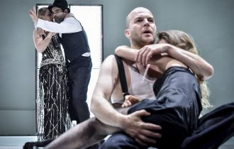 Танец со Смертью (в ритме джаза) - Гастроли Deutsches Theater в Москве