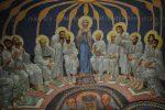 Фреска | Михаил Врубель | Сошествие Св. Духа на апостолов