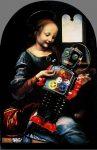 Живопись | Игорь Север | Святые роботы
