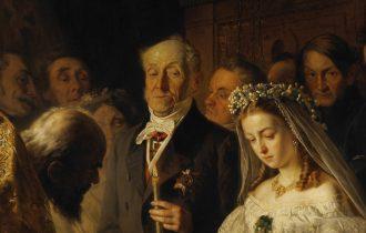 Старик. Невеста. Мертвая Жена. «Неравный Брак» Василия Пукирева