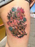 Татуировка | Веганские татуировки | Alana Dalziel