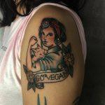 Татуировка | Веганские татуировки | Angelica Spadari