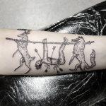 Татуировка | Веганские татуировки