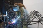 Скульптура   Weld Queen