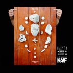 Живопись | Nega Kaif | Карта знаков Острова КоПанган, 2015