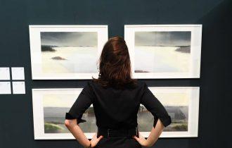 Абстрактный реализм в картинах Натальи Фроловой