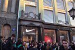 Репортаж | День рождения магазина Nike