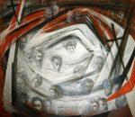 Живопись | Евгений Антонов | Красное колесо, 1989