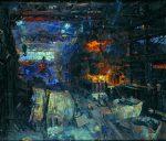 Живопись | Евгений Антонов | Мартеновский цех завода Серп и Молот, 1958