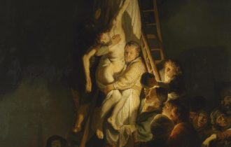 Эволюция Света. «Снятие С Креста»