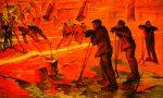 Живопись | Евгений Антонов | Сортопрокатчики завода Серп и Молот, 1958-1963