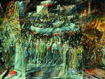 Живопись | Евгений Антонов | Три дня августа (Белый дом), 1991