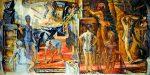 Живопись | Евгений Антонов | Формовочный цех хлебозавода, 1974